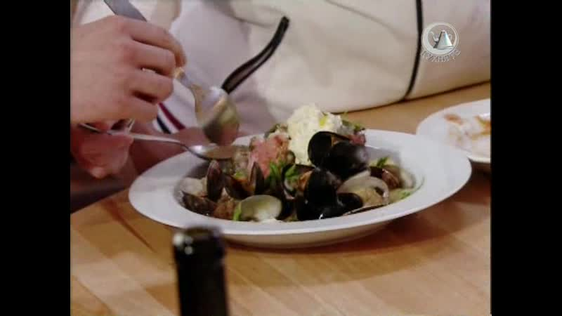 Жить вкусно с Джейми Оливером 35 серия тосканский суп паппа аль помодоро китайский куриный суп рыбный суп по французки