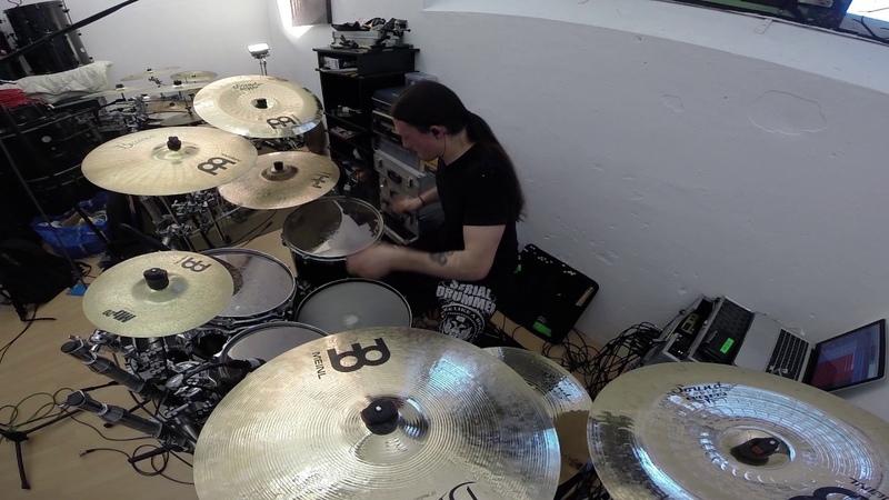 Herr in meinem Traum - C4TM - KRIMH drum play-through