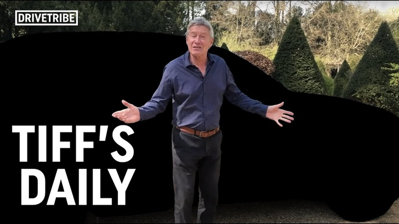 Tiff Needell reveals the daily driver that he's kept for 12 years