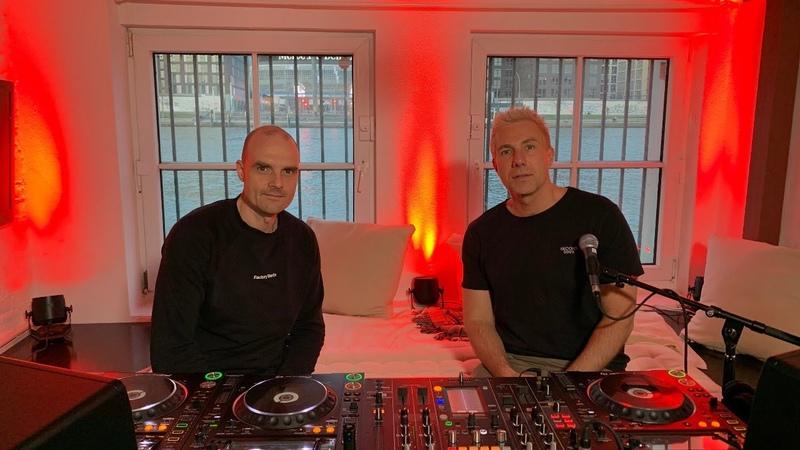 Pan-Pot Berlin Studio Broadcast - Guest Martin Eyerer