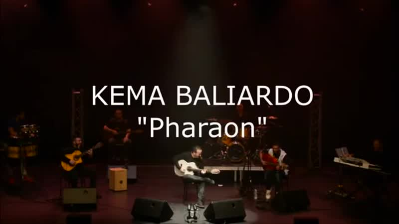 PHARAON GIPSY KINGS by KEMA BALIARDO 360P mp4