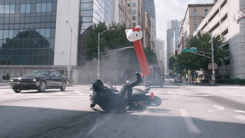 Ant Man and the Wasp l VFX Breakdown l DNEG