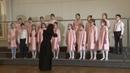 24. Средний хор вокально-хоровой студии Canticum novum ЦДТ Строгино (г. Москва)