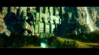 История королевства Эребор, нападение Смауга \ Хоббит: Нежданное путешествие 2012г