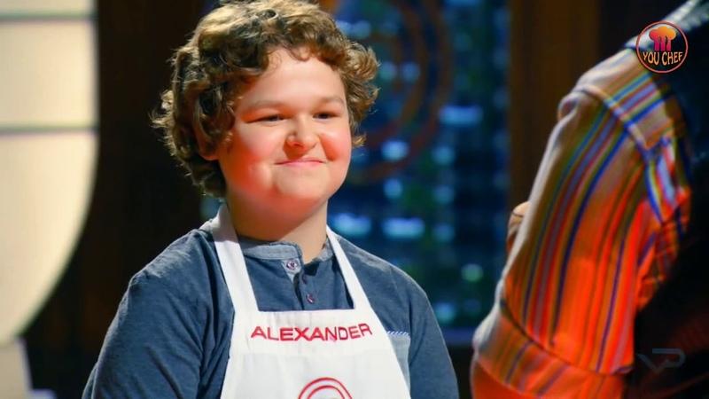 Лучший повар Америки Дети Masterchef Junior 1 сезон 2 серия