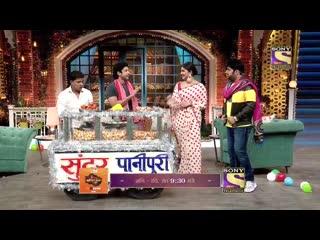 Priyanka chopra jonas aur farhan akhtar thekapilsharmashow