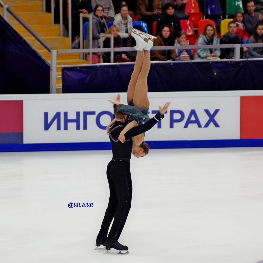 GP - 5 этап. Rostelecom Cup Moscow / RUS November 15-17, 2019 - Страница 38 Zzs8EzDapGg