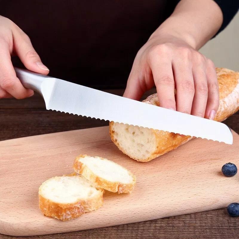 Правильный уход за кухонным ножом: как продлить срок его службы