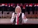 Raffaella Carrà canta Happy Xmas (War is over) - Un Natale d'Oro Zecchino 14/12/2018