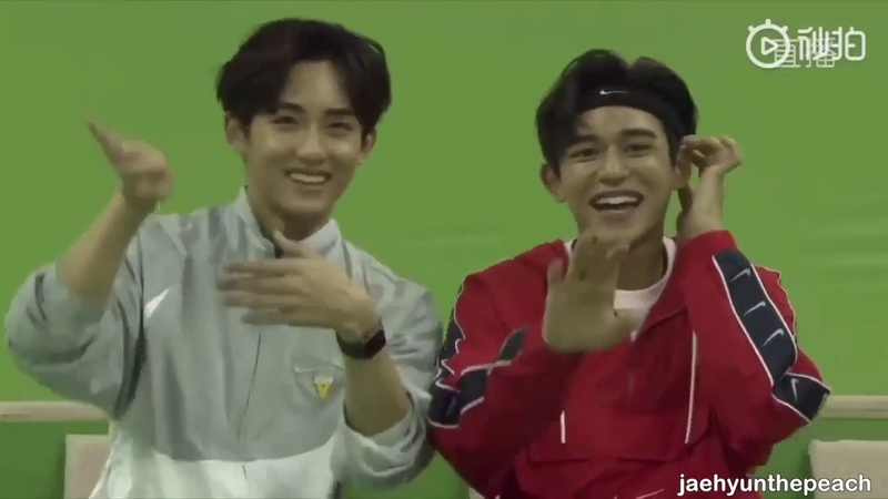 Wayv being a mess at idol sports fan festival pt 1