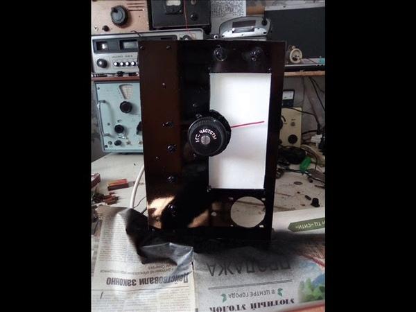 Ламповый Трансивер Альбатрос160 40м
