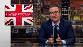 Boris Johnson: Last Week Tonight with John Oliver (HBO)