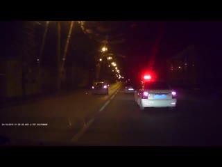 2015 год. ЖЕСТЬ! Погоня за двенашкой и ДТП на ул. Орджоникидзе. Ижевск.