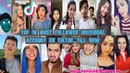 TOP 10 MOST FOLLOWED INDIVIDUAL ACCOUNT ON TIKTOK TILL NOW LOREN GRAY RIYAZ JANNAT ZUBAIR