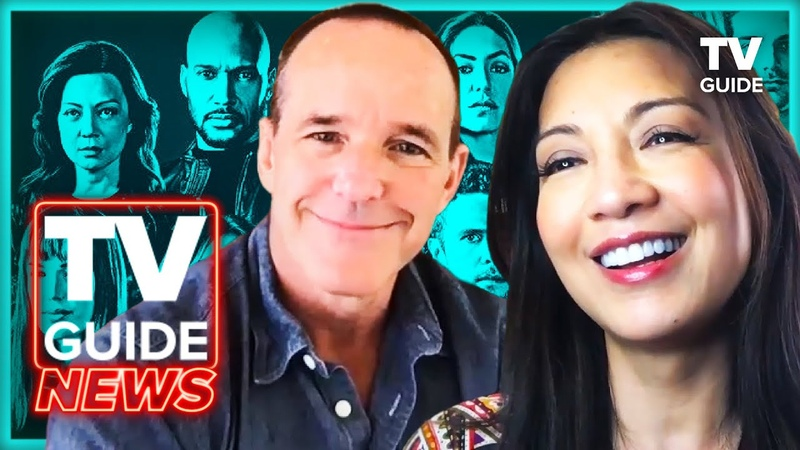 Marvel's Agents of SHIELD Cast Reacts to the Show Ending