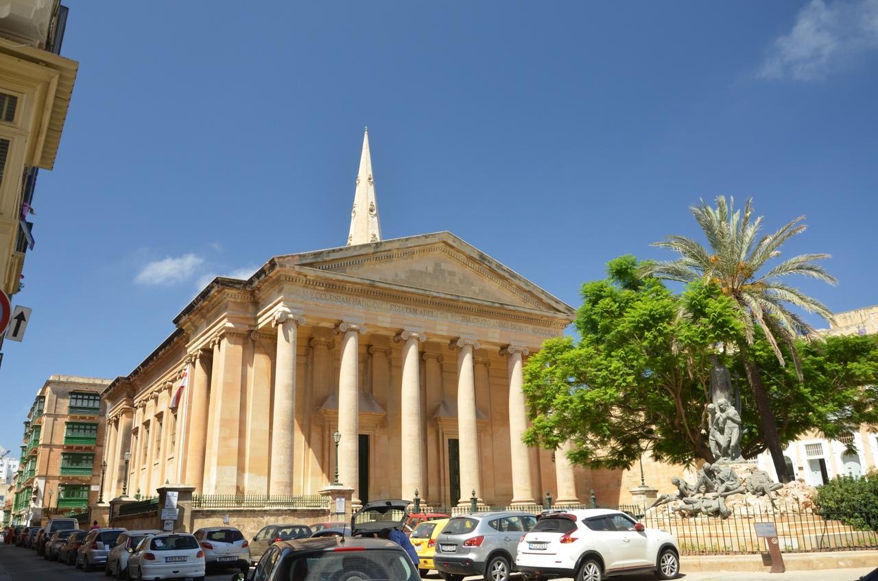 oqkTBQV2naU Валлетта - столицы Мальты.