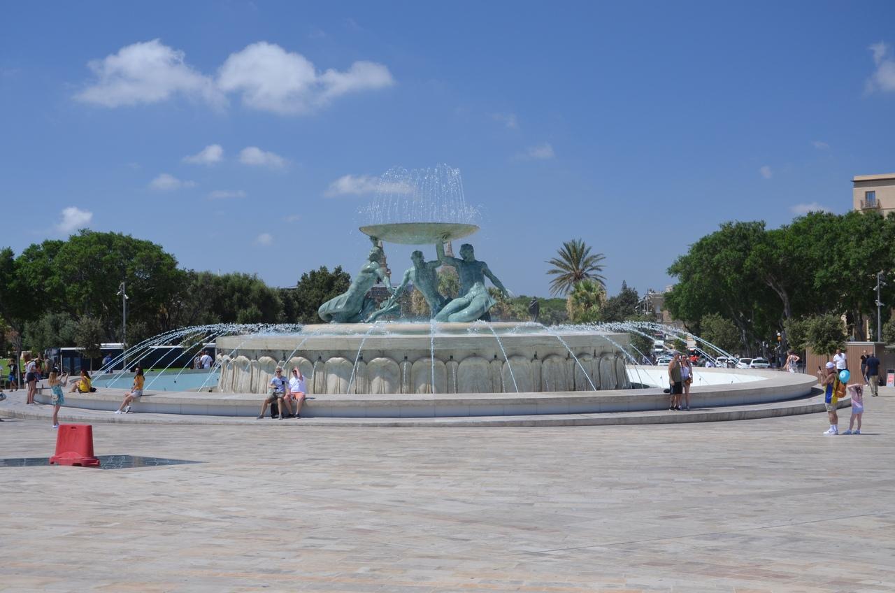 AX4o3474Vp0 Валлетта - столицы Мальты.