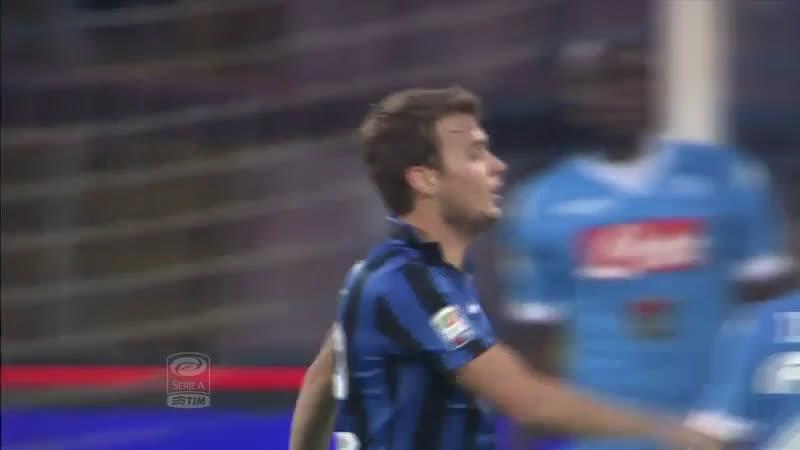 30-11-2015 Napoli 1-1 Inter. Serie A 2015-16