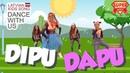 Dipu dapu lācis nāk - Latvian kids song   Dance with us! (2019)