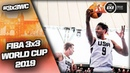 United States v Latvia Men's Full Final Game FIBA 3x3 World Cup 2019