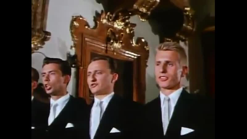 Почти ангелы 1962 венский хор
