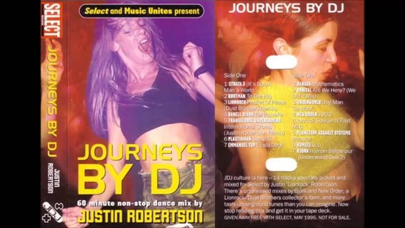 Justin Robertson JDJ Select Magazine Side A