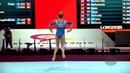 SHCHEKOLDINA Aleksandra RUS 2019 Artistic Worlds Stuttgart GER Qualifications Floor Exerci