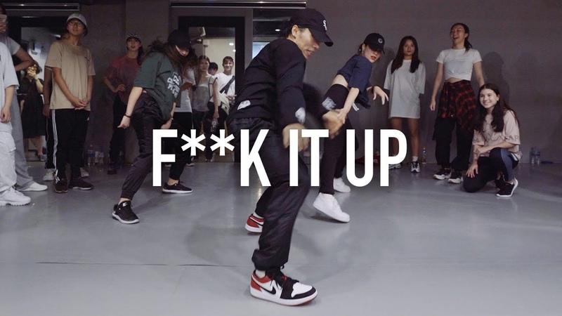 YBN Nahmir - F**k It Up ft. City Girls, Tyga / Koosung Jung Choreography