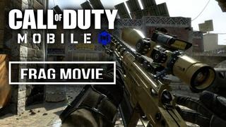 Call of Duty Mobile, Sniper Frag Movie