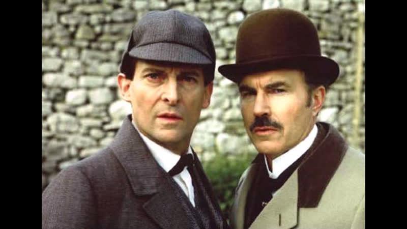 Приключения Шерлока Холмса (сериал) 1984—1994, Великобритания, детектив, 34 серия (Последний вампир)