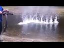 24) Стрельба из минигана-Shooting from the minigun