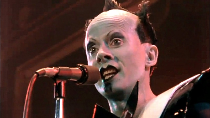 Klaus Nomi - Total Eclipse 1981 Live Video HD