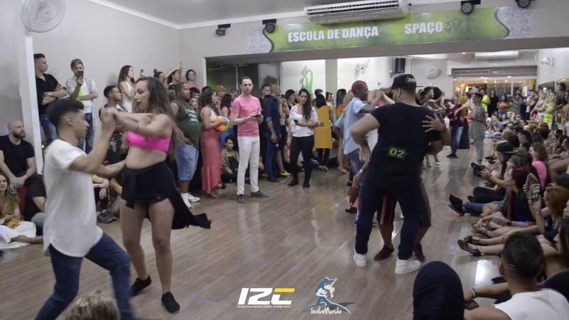 Baila Mundo 1º Bateria Amador 2º Dança Brazilian Dance Council Jack and Jill