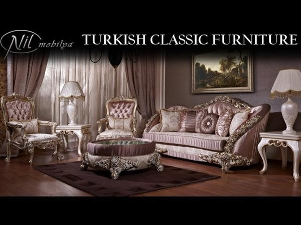 Nil Mobilya ²⁰¹³ İstanbul mobilya Furniture company in Istanbul Furniture since ¹⁹⁷³