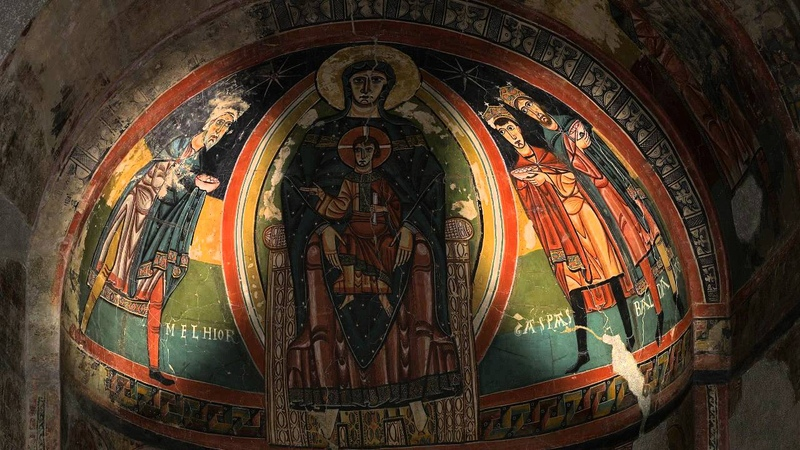 Pinturas de Santa Maria de Taüll