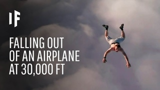 What If You Fell out of an Airplane at 30,000 Feet?