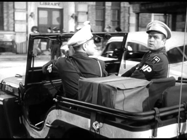 Off Limits 1953 Mickey Rooney Full Lenght Comedy Movie