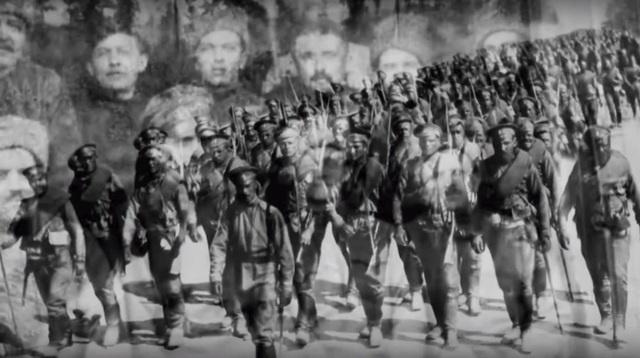 Первая мировая война | Русская императорская армия