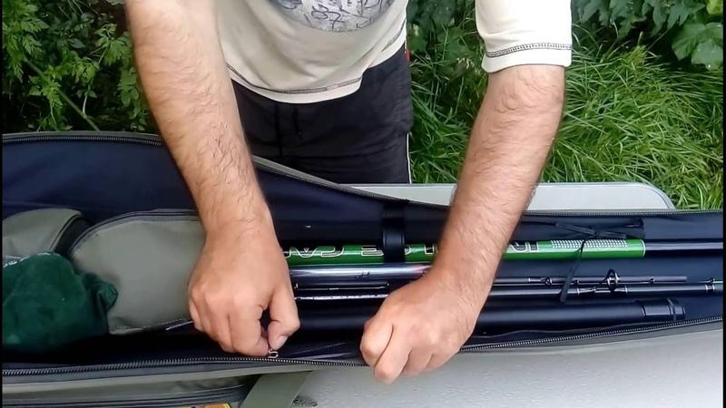 Футляр на пластиковой основе Acropolis КВ-11а распаковка