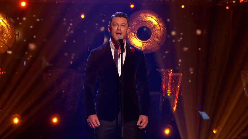 Luke Evans Bring Him Home Strictly Come Dancing