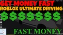 How to Get Money Fast in Roblox Ultimate Driving: Westover Islands - Roblox Get Money Fast