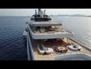 Up Close Look at Eclipse $500 million Super Yacht - 2nd Biggest In The World