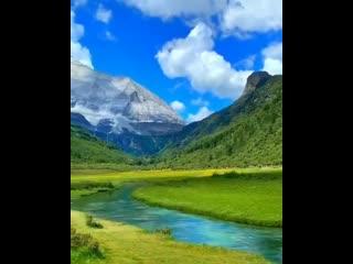 Красота китайских гор