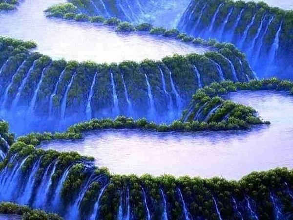 Водопады Как же мало мы о них знаем