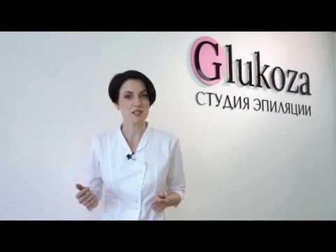 Комфортная эпиляция в салоне Glukoza Глюкоза