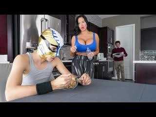 Sybil Stallone - Fuckstyle Wrestling  All Sex Big Tits MILF Blowjob Titty Fuck Cowgirl Brazzers Porn Порно Инцест