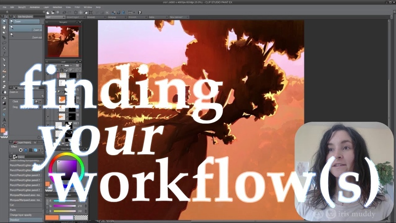 Finding your workflow s ifcc 2020 demo and casual talk