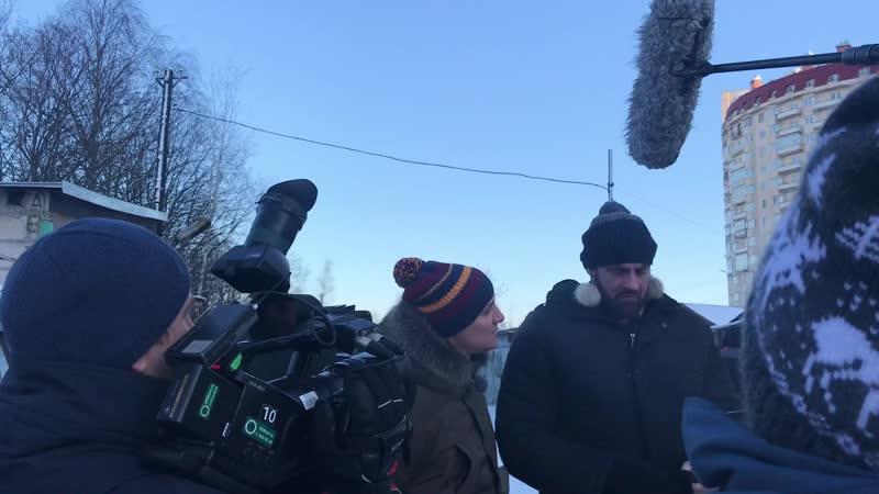 Бэкстейдж со съёмок сериала Мушкетеры 2