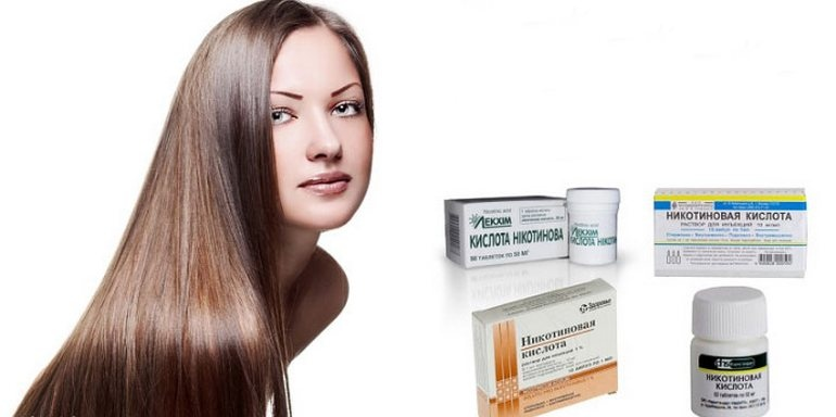 Как использовать никотиновую кислоту для ускорения роста волос?, изображение №4