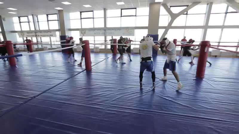 Бокс 2019 Обратный отсчет Георгий Кушиташвили Габил Мамедов Андрей Замковой